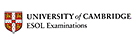 University of Cambridge ESOL Examinations